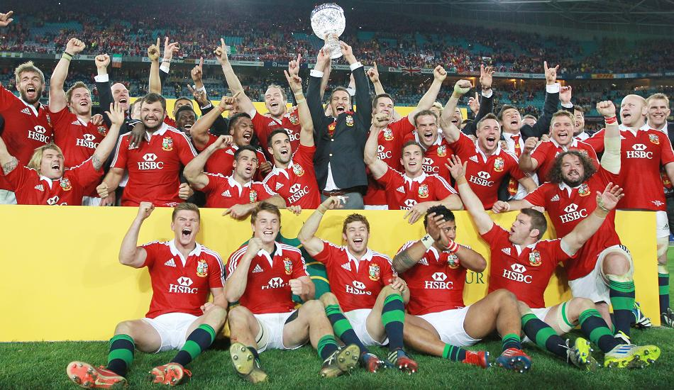 2013 Lions Celebrate