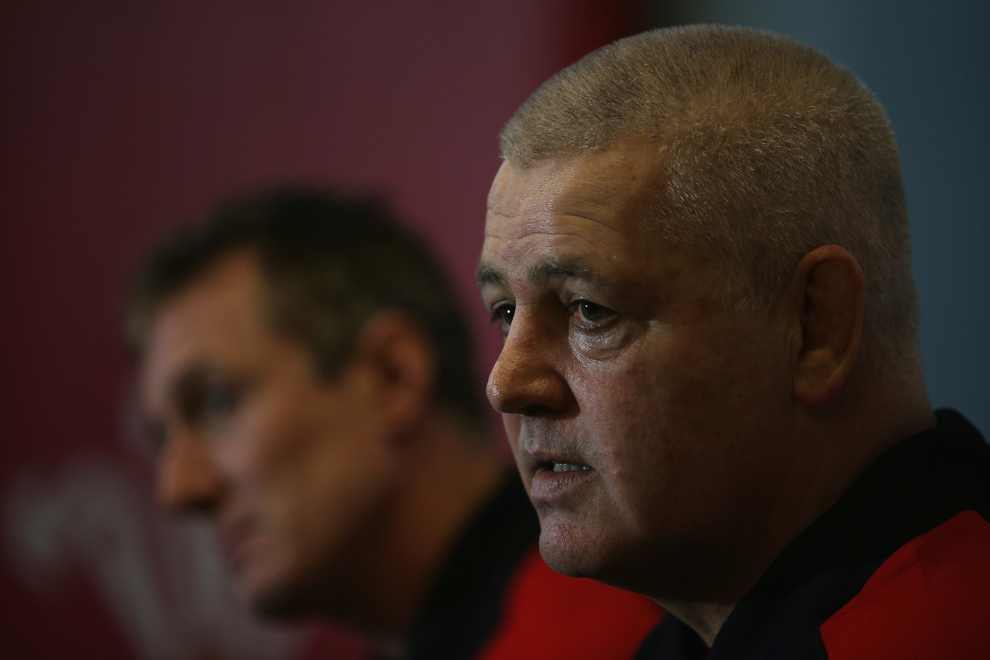Warren Gatland & Rob Howley