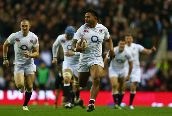 Tuilagi Trots in for England