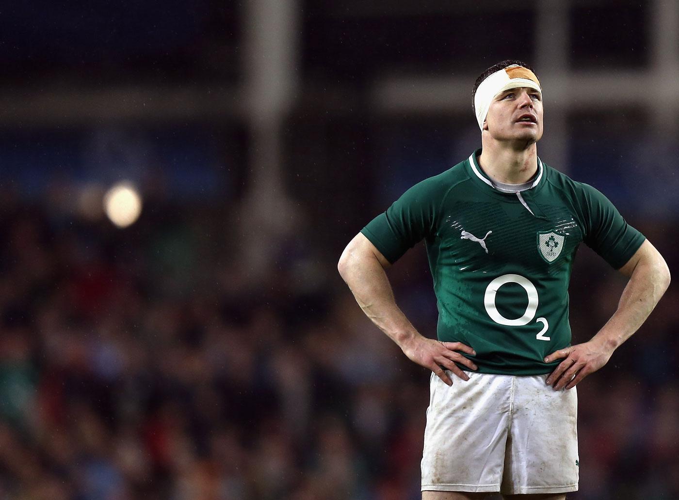 Brian O'Driscoll Ireland