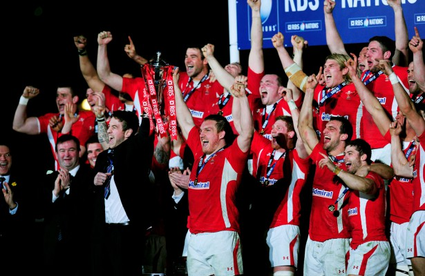 Wales Six Nations Champions