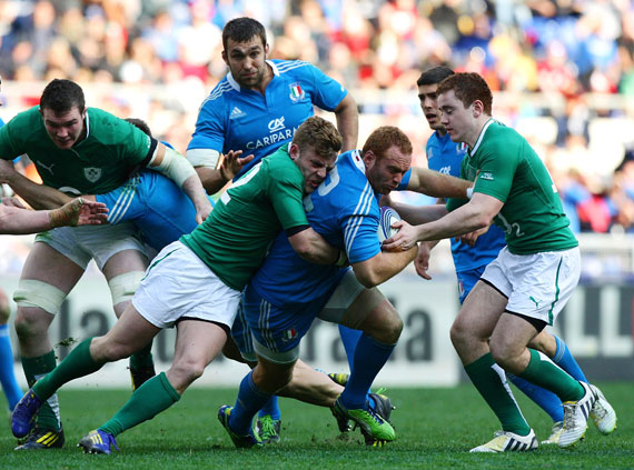 Italy v Ireland