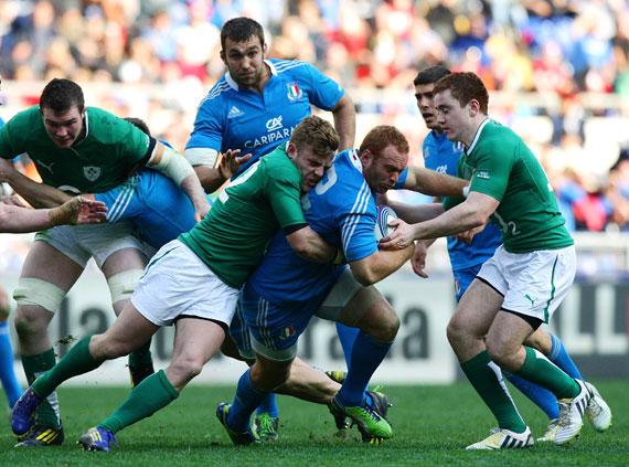 Italy v Ireland