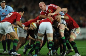 Paul O'Connell faces the Waratahs