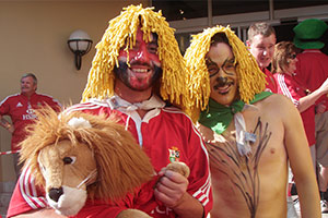 2017 British & Irish Lions Tour Travel Packages