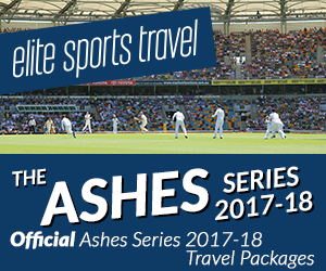 Official Ashes Series 2017-18 Travel Packages Available Now